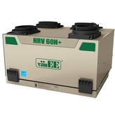 Vanee Residential air exchangers Bronze Series 60H+ HRV