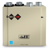 Vanee Residential air exchangers Silver Series 90H-V ECM HRV
