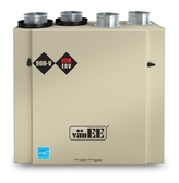 Vanee Residential air exchangers Silver Series 90H-V ECM ERV