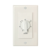 Vanee Mechanical Timer Wall Control 60 minute